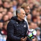 Francesco Guidolin suffered another defeat against Liverpool