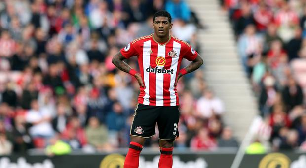 Substitute Patrick van Aanholt rescued a point for Sunderland against West Brom