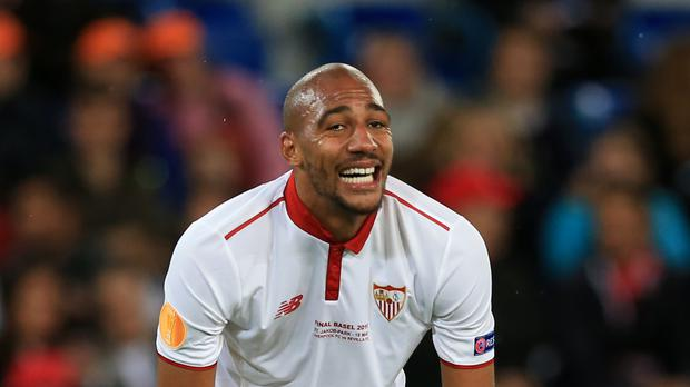 Sevilla's Steven N'zonzi is reportedly interesting Everton.