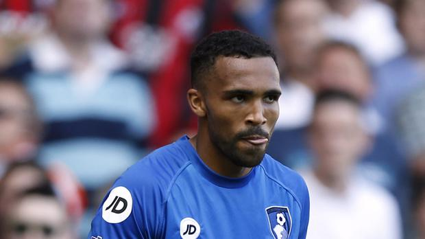 Striker Callum Wilson is focused on Bournemouth, not England