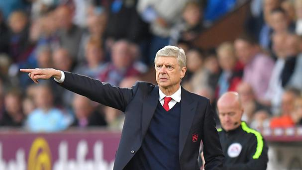 Arsene Wenger's side climbed up to third in the table