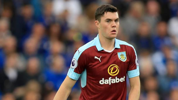 Michael Keane has been called into Gareth Southgate's England squad