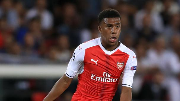 Alex Iwobi is reportedly on the brink of another new deal with Arsenal
