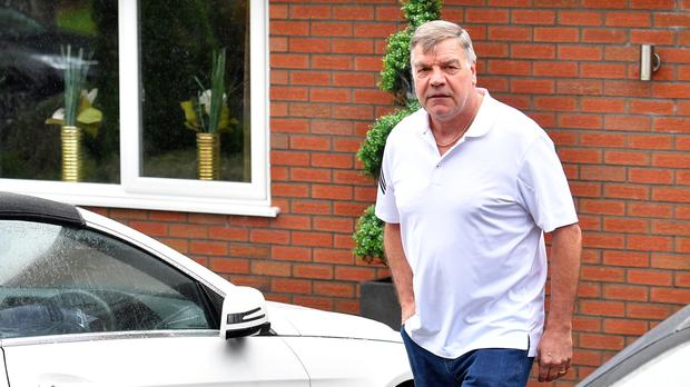 Sam Allardyce's reign as England manager lasted just 67 days