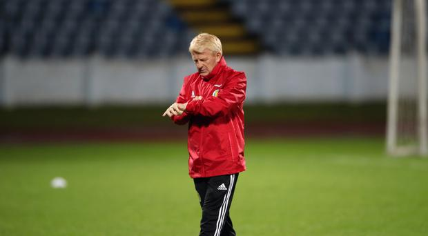 Time could be running out for Gordon Strachan as Scotland manager