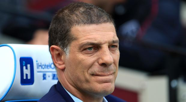 West Ham manager Slaven Bilic has endured a troubled start to the season