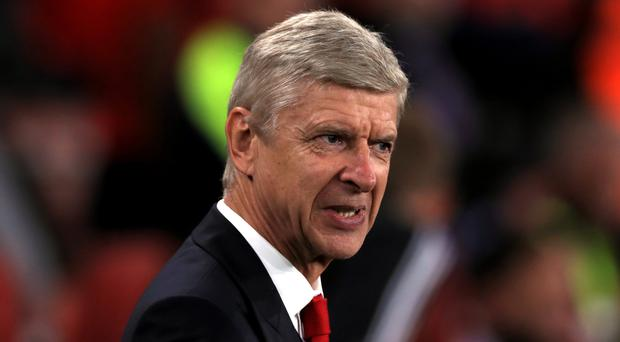 Arsene Wenger will leave the Arsenal board to decide on his successor