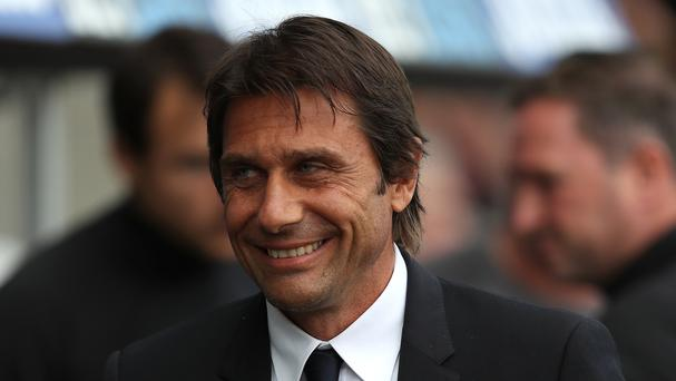 Antonio Conte has laughed off speculation suggesting Chelsea were about to sack him