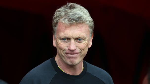 Sunderland manager David Moyes is still searching for his first league win