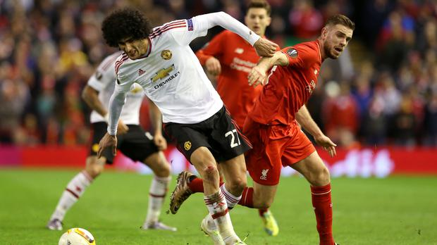 Liverpool v Manchester United 'just a big match' for Mourinho