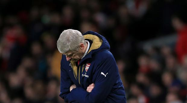 Arsene Wenger saw his Arsenal side lose 2-1 at home to Swansea last season.