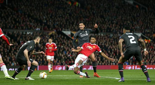 Liverpool and Manchester United have attracted a worldwide following