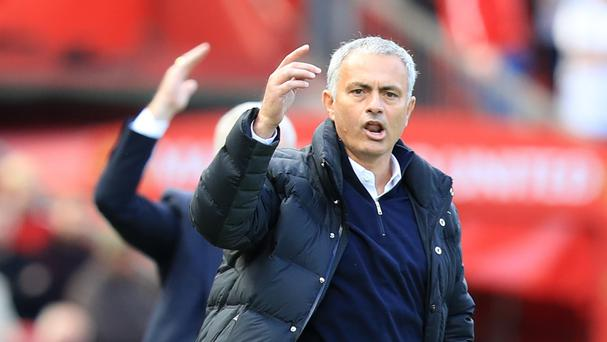 Manchester United manager Jose Mourinho's comments about Monday's referee Anthony Taylor will be looked at by the Football Association.