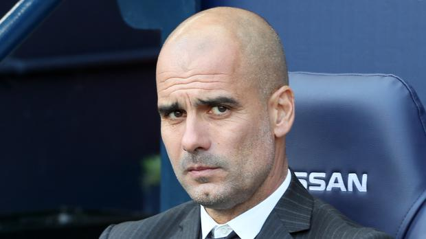 Manchester City manager Pep Guardiola is having the first blip of his reign at the Etihad Stadium