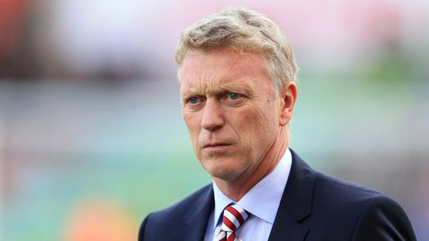 David Moyes is under pressure at Sunderland