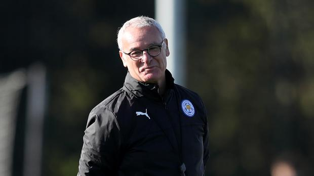 Claudio Ranieri is not worried about Leicester's disappointing start to the Premier League season