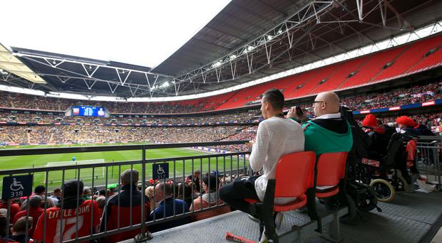 Premier League clubs have been criticised for not doing enough to improve disabled access