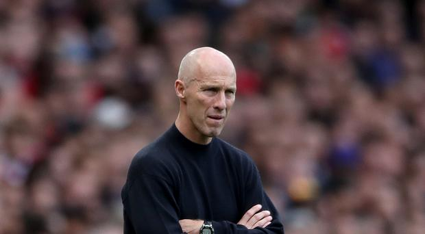 Swansea manager Bob Bradley accepts his new club is in a relegation battle.