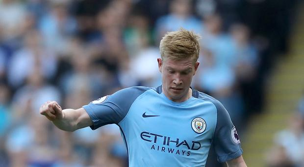 Kevin De Bruyne believes Manchester City can turn the tables on Barcelona next time