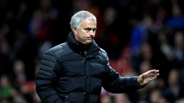 Manchester United manager Jose Mourinho returns to Stamford Bridge on Sunday