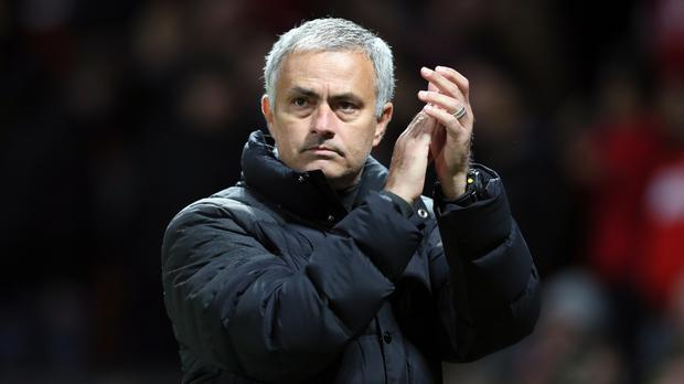 Jose Mourinho's Manchester United are unbeaten in six matches ahead of his return to Chelsea