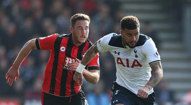 Bournemouth and Tottenham battled out a goalless draw in the early kick-off on Saturday