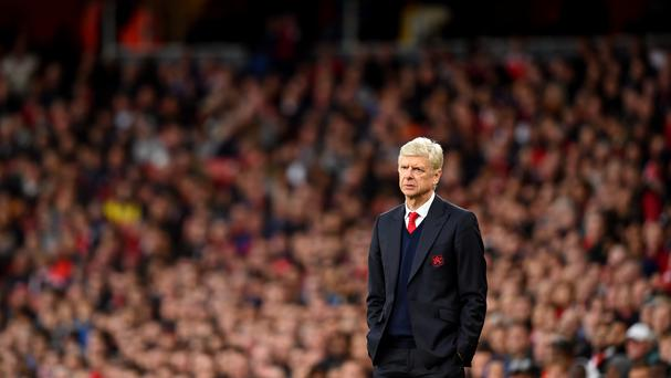 Arsenal could not muster a win for Arsene Wenger on his 67th birthday
