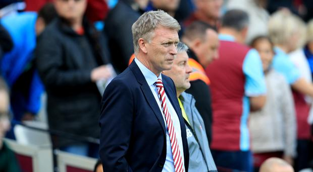 West Ham's late goal added to David Moyes' woes at Sunderland
