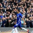 Pedro scored after 30 seconds to spoil Jose Mourinho's Stamford Bridge return