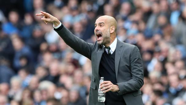 Pep Guardiola's Manchester City were frustrated by Southampton