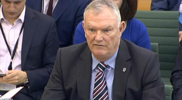 Football Association chairman Greg Clarke spoke about the issues of homophobia during a session in front of the Department for Culture, Media, and Sport Select Committee
