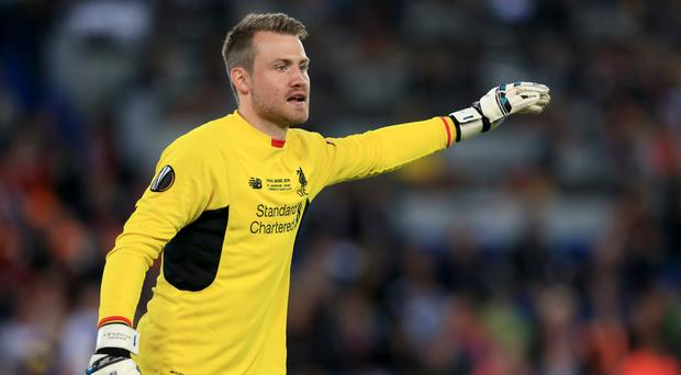 Simon Mignolet has lost his place as first-choice Liverpool keeper