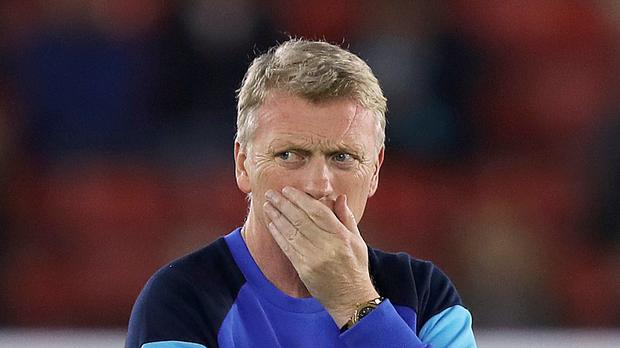 David Moyes has endured a tough spell in charge of Sunderland