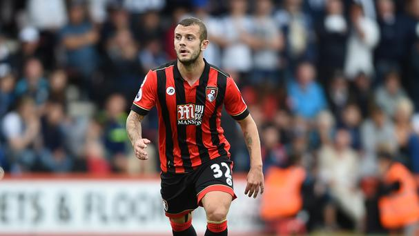 Jack Wilshere played 90 minutes for the first time in more than two years