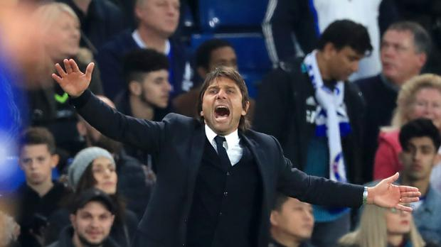 Chelsea head coach Antonio Conte is wary of his energetic touchline actions impacting on his health