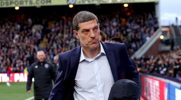 Slaven Bilic takes West Ham to another of his former club's, Everton, on Sunday