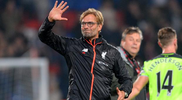 Liverpool manager Jurgen Klopp is not concerned about his side's defence