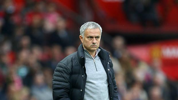 Manchester United manager Jose Mourinho could face a touchline ban