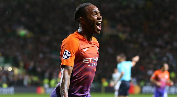 Raheem Sterling has been rejuvenated under Pep Guardiola