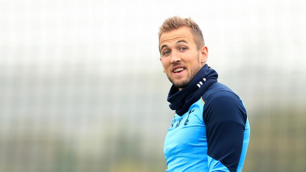 Harry Kane is training again with Tottenham