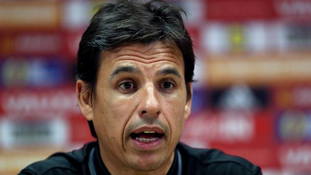 Manager Chris Coleman named his Wales squad for the World Cup qualifier against Serbia