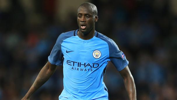 Yaya Toure has apologised to Manchester City on behalf of his agent
