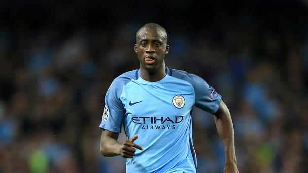 Yaya Toure, pictured, has apologised after his agent Dimitri Seluk's comments