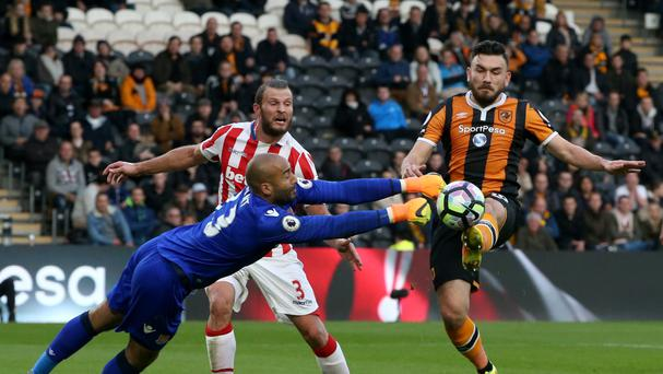 Robert Snodgrass, right, could return for Hull in their Premier League clash with Southampton on Sunday