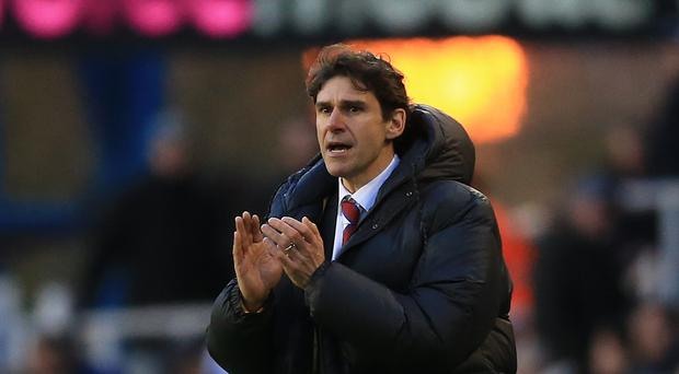 Aitor Karanka is relishing his side's trip to Manchester City on Saturday.