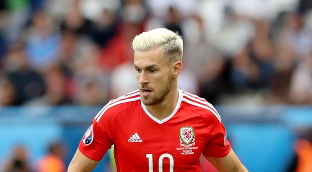 Aaron Ramsey is set to return to World Cup duty with Wales manager Chris Coleman saying they will take no risks over his fitness.