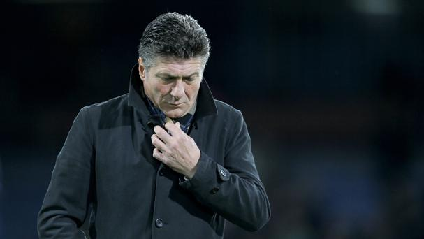 Walter Mazzarri's Watford face Liverpool on Sunday.