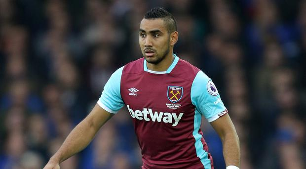 Dimitri Payet joined West Ham in 2015