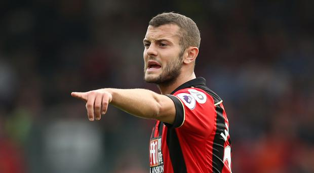 Jack Wilshere has earned an England recall after joining Bournemouth on loan