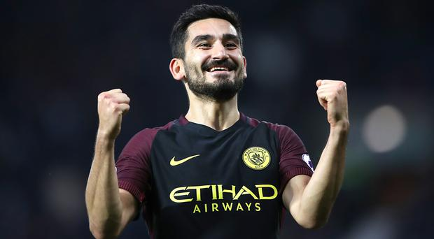 Ilkay Gundogan has made a strong start to his Manchester City career